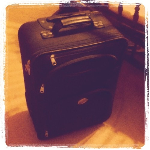 "the ""suitcase"" (Taken with instagram)"