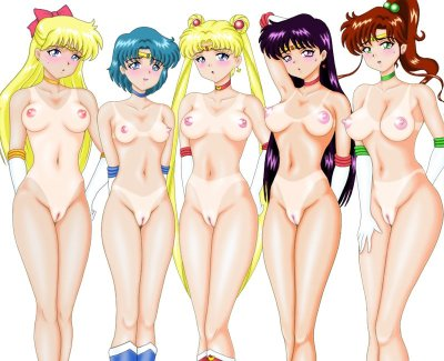 Should I post more pictures of other sailor scouts, not just Usagi?