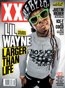 lupe-nofiasco:  Lil Wayne on the cover of XXL July/August 2011 issue