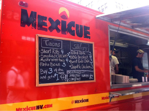 Try the mushroom taco! It's delicious