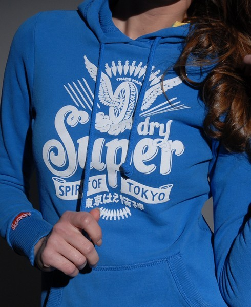 PREORDER: LADIES 100% AUTHENTIC SUPERDRY HOODIESize: XS & M onlyColour: BlueCondition: Brand new with tagsDelivery: 5-7 daysSelling for: $70 > $60 SOLD