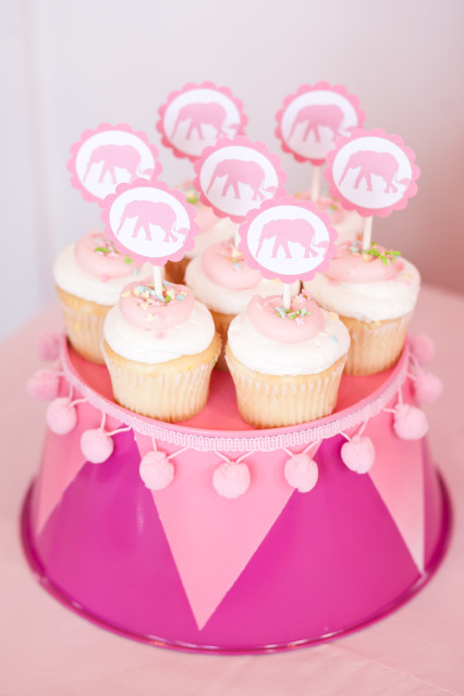 More cute girly cupcakes