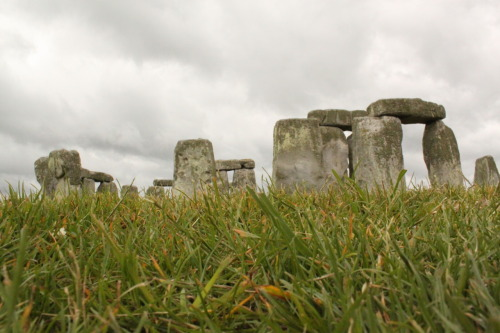 Stonehenge — beautiful, creepy, wonderful.