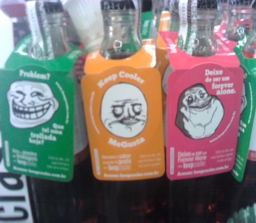sold in Venezuela. the forever alone one probably tastes like salty tears via