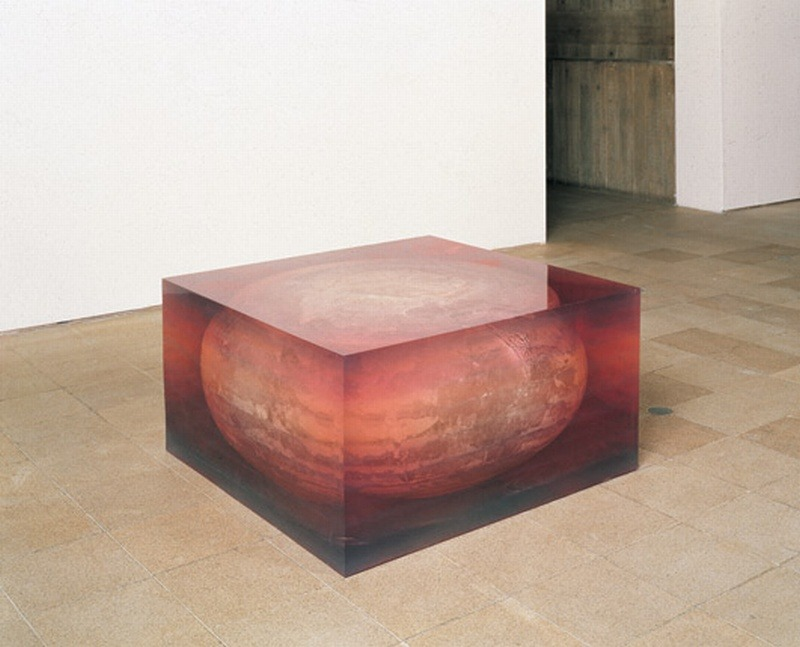 delicatematter:  Anish KapoorUntitled (1998)resin