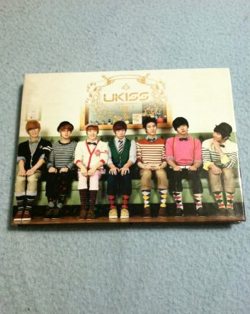 I'm giving away the UKISS 5th Mini album.   One reblog per person, and I will check and make sure. You can like the post but it won't do anything. You don't have to follow me. I'll pick the winner on June 30th. You must have your ask box open within 24 hours of the end of the giveaway or I'll pick a new winner.