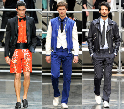 First Look: Jean Paul Gaultier Spring 2012 See the full Jean Paul Gaultier Spring 2012 men's collection from Paris right now at GQ.com.