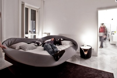The Col Letto Bed From Lago