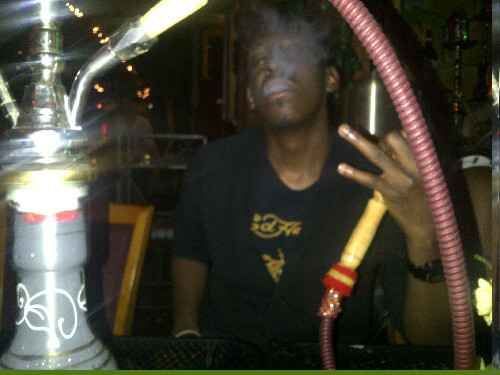 ….Hmmmmm Hookah or is it lmaooooo