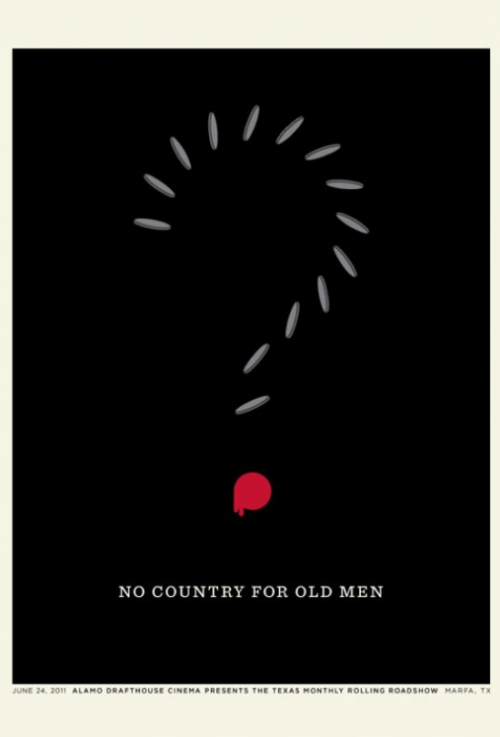 No Country for Old Men by Jason Munn