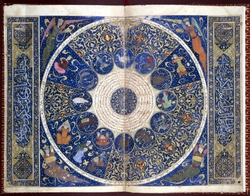 aperfectcommotion:  Islamic horoscope