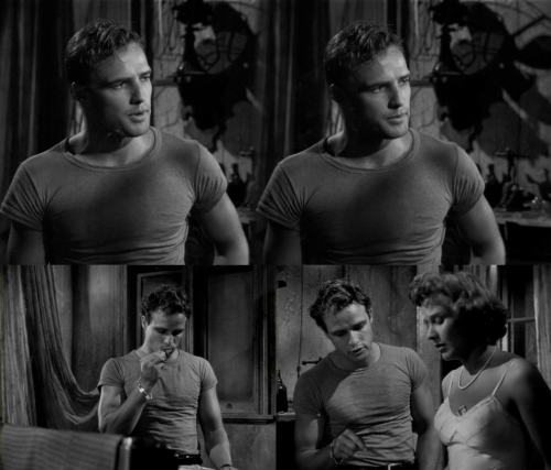 A Streetcar Named Desire movie stills (Edited by Me,Marlon Brando Fansite)