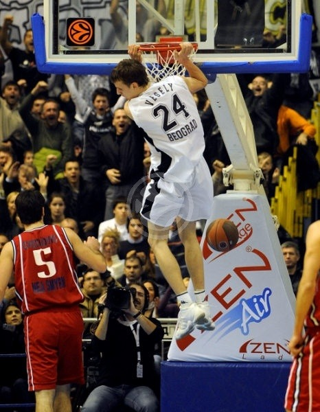 "With the #6 pick, the Washington Wizards have selected Jan Vesely, the ""Czech Blake Griffin"". We're already excited for All-Star Weekend 2012, when Vesely will try to dunk over a Škoda Yeti."