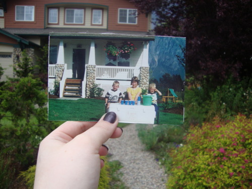 Dear Photograph, I wish I could still have a lemonade stand business. @XandyEvans