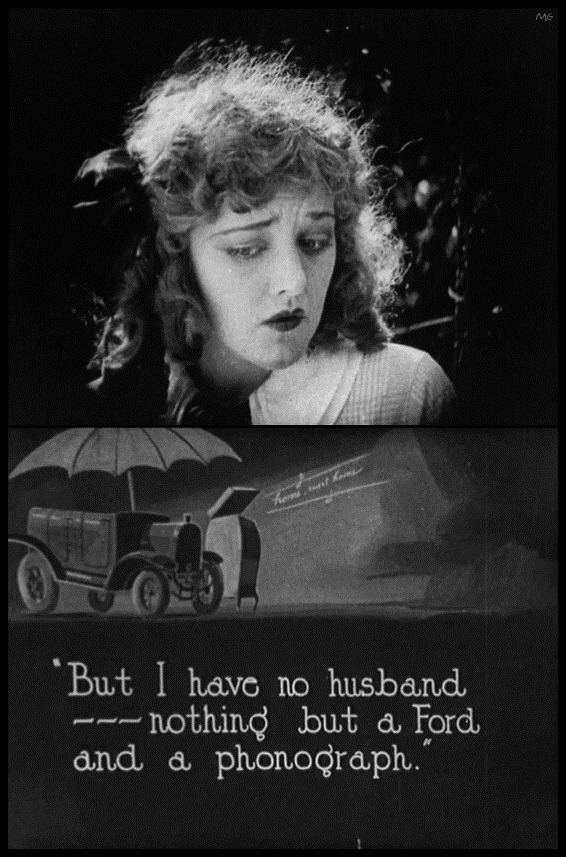 safetylast:  Mildred Davis - Haunted Spooks (1920)