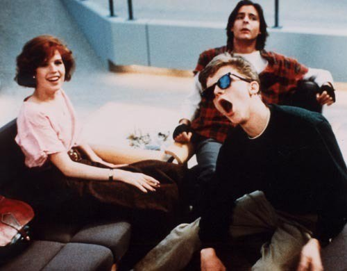 The Breakfast Club (1985) cast