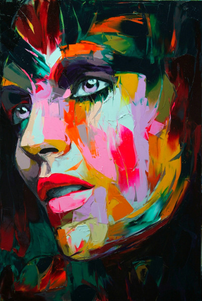 Francoise Nielly Paintings
