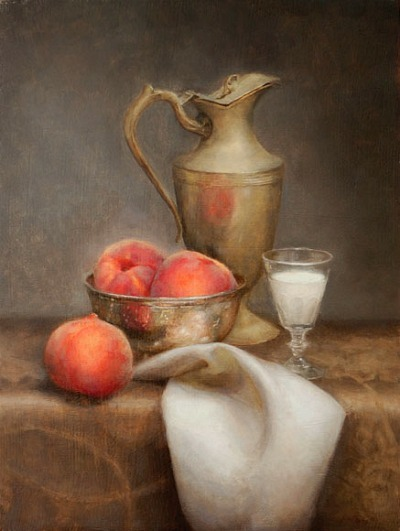 Julie Tsang Peaches & Silver 2011