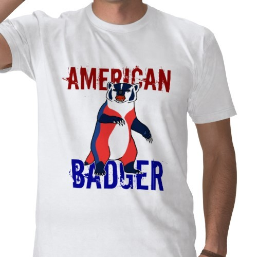 Do T-shirts get any more patriotic?! :D