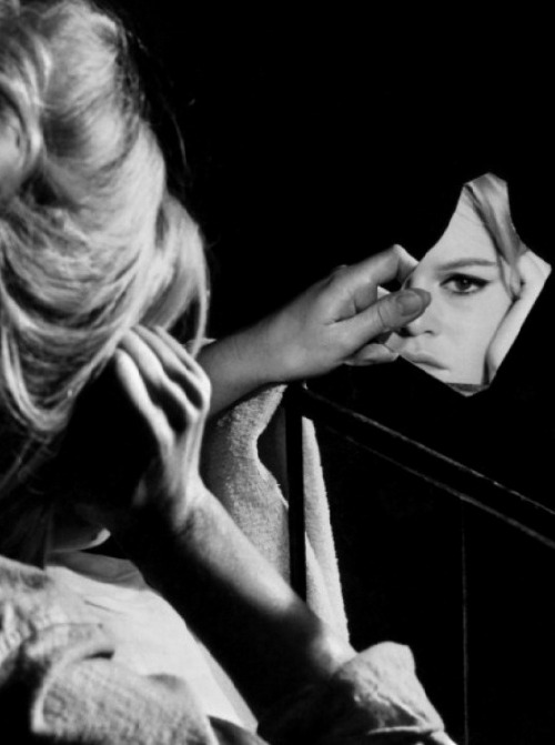 Brigitte Bardot inThe Truth (1960, dir. Henri-Georges Clouzot)  via oldhollywood [also here]