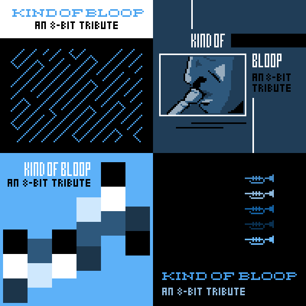 Alternate Cover Ideas for Kind of Bloop