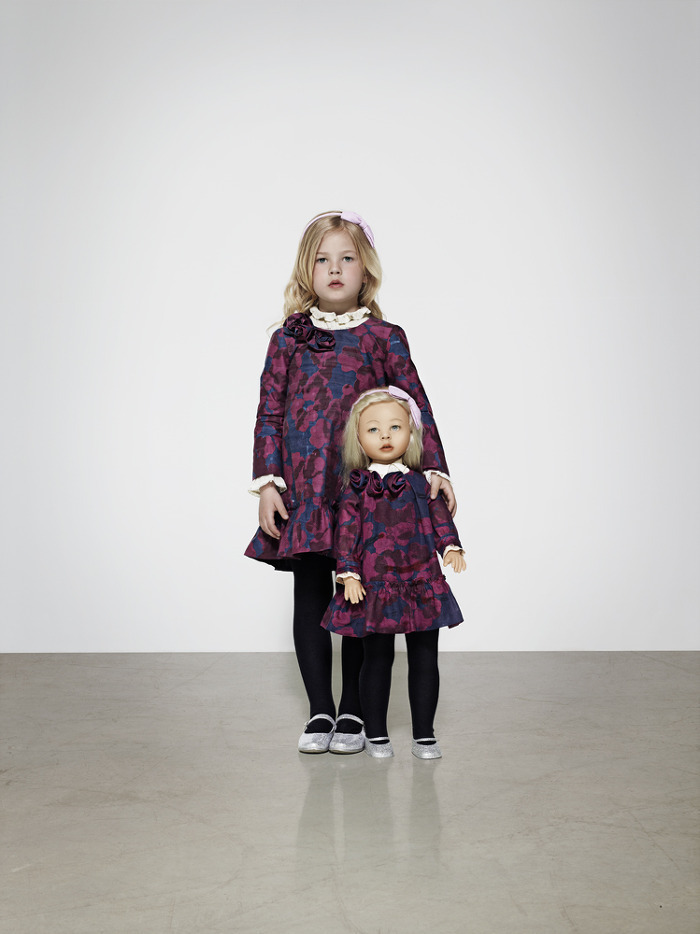 photo-essay:         Puppets by Achim Lippoth for Kid's wear magazine Vol.31