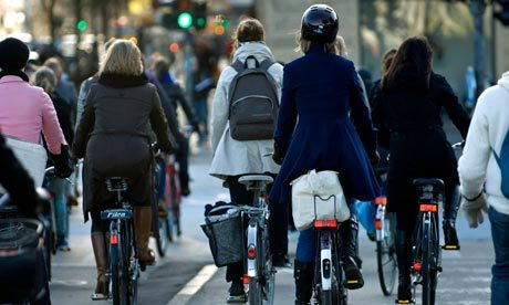 On your bike for commuter tax benefits in Europe Picture courtesy of Guardian Newspapers Cool! Come on UK…we could so do this! A tax break/ income supplement for cycling! Reuters reports -  Getting paid for going to work may sound too good to be true, but it's part of an increasingly popular scheme for commuters across Europe. Employers in Belgium, the Netherlands and other European countries are rewarding staff if they come to work on a bicycle, paying them for every kilometer they cycle, all in an effort to promote environmentalism, not to mention a healthier lifestyle.