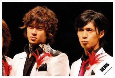 why pouting, Ryo-chan? XD
