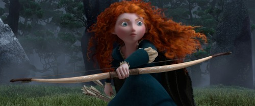 Brave's Princess Merida (view bigger).