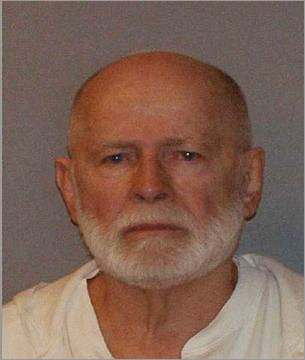 "boston:  James ""Whitey"" Bulger faces charges in 19 deaths. Here is his booking photo, courtesy of WBUR.org. In today's Boston Globe: Call from tipster led to stakeout at Calif. residence > story"