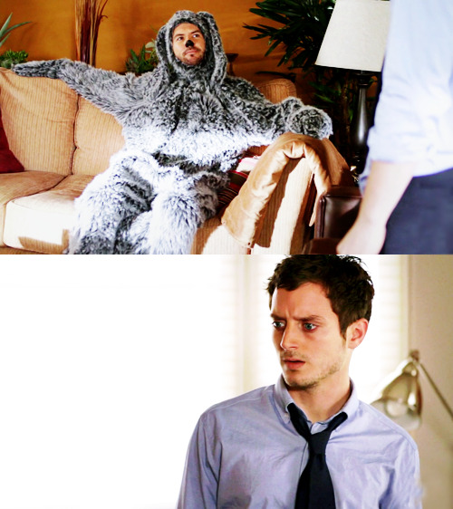 Wilfred: Got any dvds? I like Matt Damon.Ryan: Yeah, he is good.