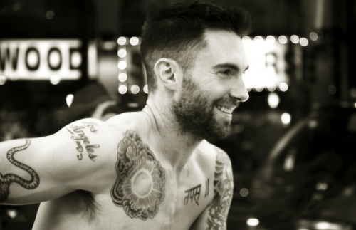 yellowasian:  Adam Levine