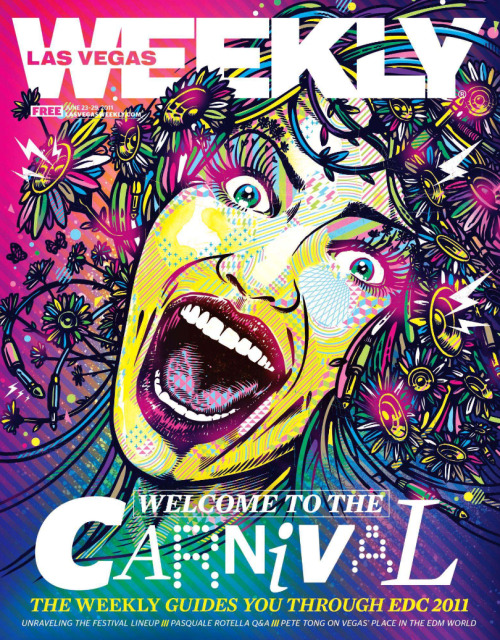 Crazy cover here from Las Vegas Weekly. nascapas:  Las Vegas Weekly. Enjoy NASCAPAS blog. Follow us: @NASCAPAS