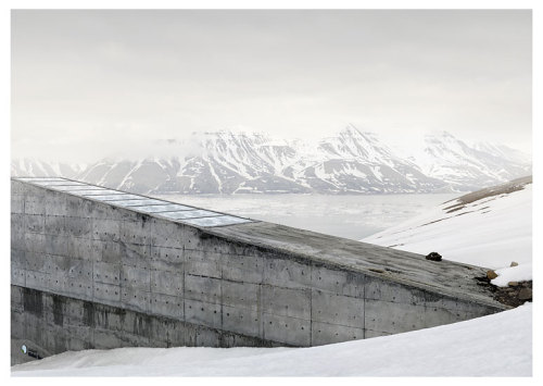 Svalbard Global Seed Vault, Norway (via Greg White – Photographer)