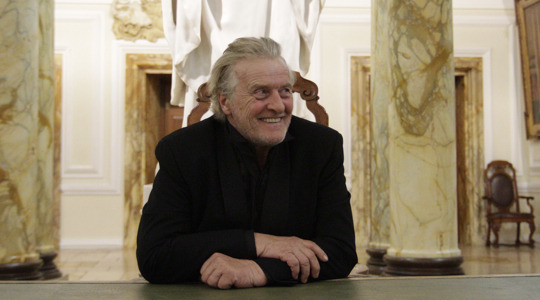 I met with Rutger Hauer in Cardiff to discuss his part as the 'Withstander', a devilish character in Neil Jones's horror film, The Reverend. The Dutch actor was an effusive and arresting presence; talking literately about evil, devils and Blade Runner with the romantic air he brings to his work, so stop reading me and enjoy his words, above.