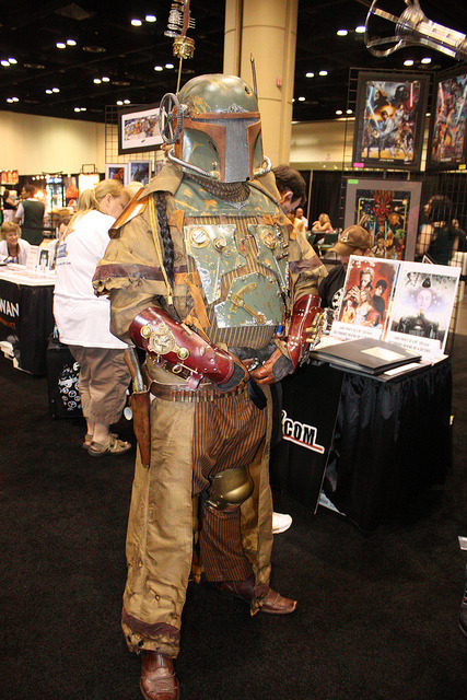 Star Wars Celebration V by Devilina07 on Flickr.