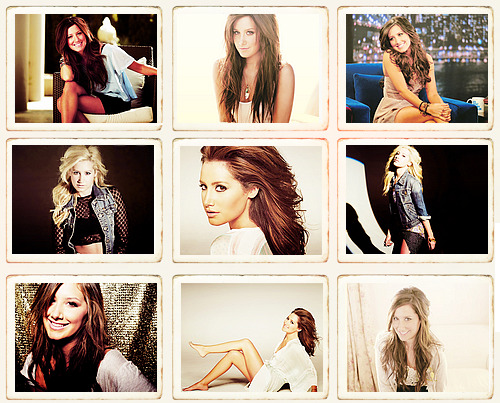 9 favourite pics of my 20 favourite female stars - ashley tisdale