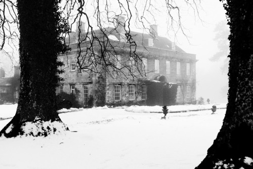 babington in winter