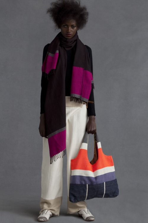 Bon Weekend! lemlem Fall 2011 collection. Image: Courtesy of lemlem.