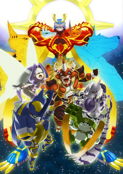 fuckyeahpokemonanddigimon:  Digimon Frontier by ゲル種(本物) Fuck Yeah Pokemon and Digimon
