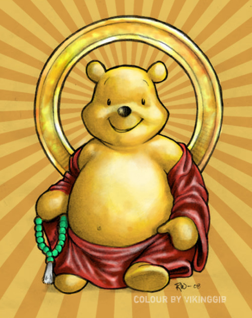 steamboatwillie:  Buddha Pooh; welcome to the religion of honey.