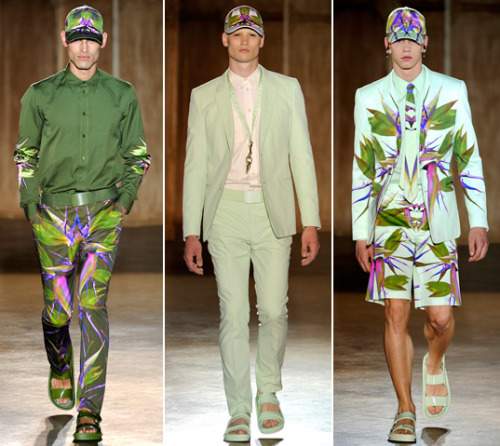 First Look: Givenchy Spring 2012 See the full Givenchy Spring 2012 men's collection from Paris right now at GQ.com.