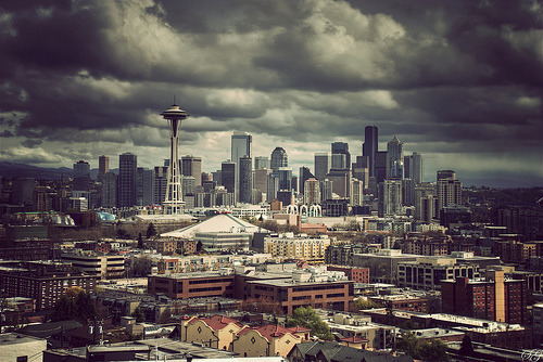 kari-shma:  Seattle (by enigmaticzephyr) | Tumblr