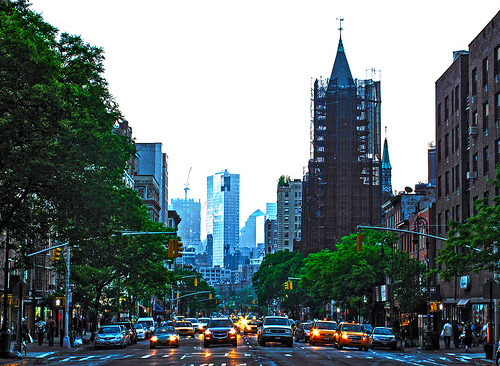 lustingnewyork:  West Village (by Everything NYC)