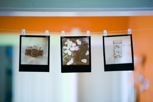 photojojo:  You can turn Impossible Project instant prints into DIY transparencies! All you need is a hairdryer. How to Make Photo Transparencies from Impossible Project Film p.s. Photojojo's hiring!!! Both in & outside of SF. Web developers, photographer, store buyer, and freelance writers.