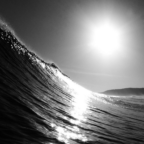 black-and-white:  Treachery Beach (by dumbat)
