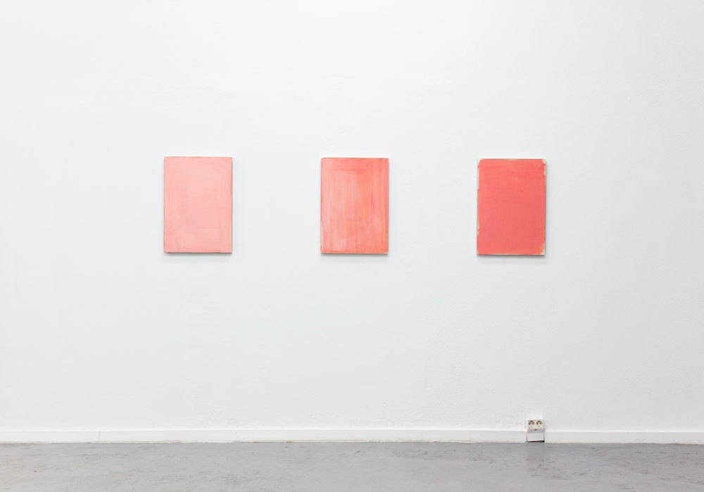 Thomas Kratz, installation view via misspaq