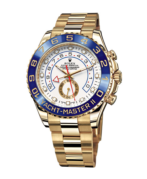 The 44mm Rolex Yacht-Master http://www.gq.com/style/blogs/the-gq-eye/2011/06/watch-of-the-week-the-44mm-rolex-yacht-master.html
