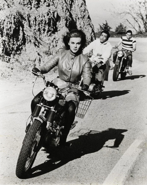 "Ann-Margaret in ""The Swinger"" 1966"
