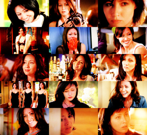 lalalalovely:   Top TV Characters (in alphabetical order) | Prue Halliwell, Charmed   That's right, Phoebe. It's my responsibility, isn't it? The oldest sister, always supposed to be able to figure things out. Well, if that's the case, then how come I couldn't save Andy? If I'm supposed to be so powerful, how come I couldn't save him? I mean, my god, don't you understand? Andy died because of me, it doesn't matter what he said, it was my fault. How could it be good to be witches if all it does is get the people we love killed?